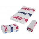 wholesale Kitchen Utensils: towel , bathroom towel 69x32 cm swirls -