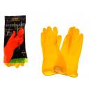 Latex gloves size l