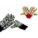 grossiste Outils de jardin: Gants de jardin à passepoil - 1 paire