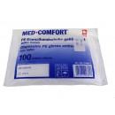 Guanti in foil Med-comfort 100 pz