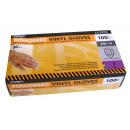 wholesale Gloves: Biltema vinyl gloves size s - small 7 (38-