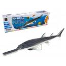 mayorista Baterias y pilas: Un pez con un pico largo de un pez marino cabalgan