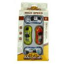 wholesale Models & Vehicles:4 piece car set in a box