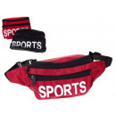 wholesale Miscellaneous Bags: Waist pack, kidney sports 36x11 cm