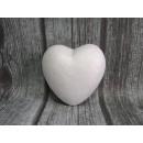 Szív polisztirol 15 cm