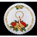 nagyker Otthon és dekoráció: Christmas betét  Christmas 30 cm - 1 evőeszközök