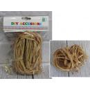 Fieno decorativo, erba secca 20g - 1 confezione