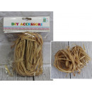 Foin décoratif, herbe séchée 20g - 1 paquet