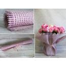 nagyker Drogéria és kozmetika: Virágos háló 83x60 cm krém, világos lila