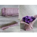 nagyker Drogéria és kozmetika: Virágos rács 80x50 cm krémszínű lila