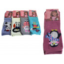 grossiste Bas & Chaussettes: Chaussettes fille animaux nan tong b5012-4-1