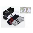 Chaussettes, pieds 2 rayures avec le numéro 23-1 p