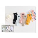 Chaussettes, chaussettes pour femmes avec un numér