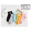 Chaussettes, pieds mix fleurs - 1 paire