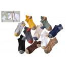 Chaussettes, pieds d'homme, orteils et talons