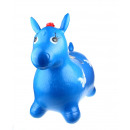 wholesale Garden & DIY store: Rubber jumper horse with sound 55x47 cm