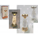 wholesale Home & Living: Acrylic / plastic led candle holder with water and