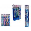 wholesale Dental Care: Toothbrush cobor 18.5 cm - 1 piece
