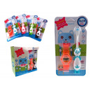 Children's toothbrush 13.5 cm + watch n