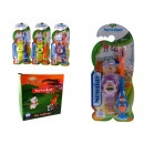 wholesale Drugstore & Beauty: Children's  toothbrush 14,5 cm + watch n