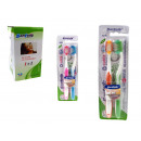 wholesale Dental Care: Toothbrushes set 2 piece 18 cm