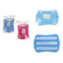 wholesale Bath Furniture & Accessories: Automatic brush with rolls 28x12.5x16 cm mix