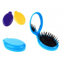wholesale Drugstore & Beauty: Foldable 8x5 oval pocket hair brush