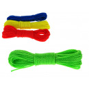 wholesale Laundry: Washing rope 10m color - 1 piece