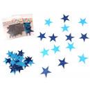 Vezeték, papírragoly csillagok dekorációhoz 4m