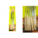 wholesale Cutlery: Skewers for BBQ  skewers on the blister 41 c