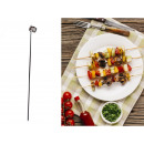 wholesale Barbecue & Accessories: Skewers, grill 28 cm - 1 piece