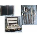 Großhandel Besteck: Besteck in einem Koffer Diamanten 72 el