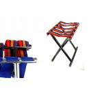 mayorista Ocio y Camping: Plegable tiras de heces 27x20x29 cm