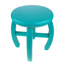wholesale furniture: Stool, wood stool color 20x25 cm