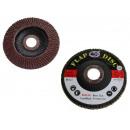 Disco lamellare 125 x 22 gr. 40 - 1 pezzo