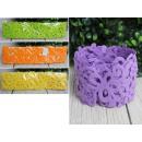 ingrosso Giardinaggio & Bricolage: Nastro in feltro mix colore 200 cm 7 cm - 1 pezzo