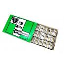 Großhandel Schulbedarf: Anspitzer 1 klassische Aluminiumklinge - ...