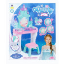 groothandel Speelgoed (algemeen): Kaptafel voor meisjes ijskasteel, winter ...