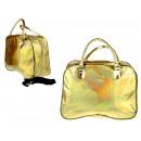 Großhandel Reise- und Sporttaschen: Handtasche, holografische Reise 46x18x29 c