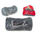 Handgefertigte Reisetasche, 38x20x20 cm