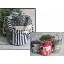 ingrosso Borse & Viaggi: Bag, borsa patchwork tirato 13x16 cm