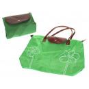 Einkaufstasche mit Öko-Lederohren 40x30 geschlosse