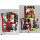groothandel Stationery & Gifts: Kerstcadeautas 42x31x12 cm -