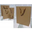 Sacchetto regalo eco verticale 40x30x10 cm - 1 pez