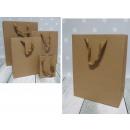 Sacchetto regalo eco verticale 20x18x10 cm - 1 pez