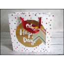 wholesale Gifts & Stationery: Gift bag of 26.5x26.5x13 cm