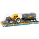 wholesale Toys: Tractor with mini  machine on blister 25x7x6 cm