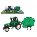 wholesale Toys: Tractor with a 14x5,5 cm mix tool