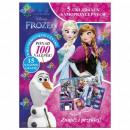 wholesale Puzzle:Frozen adhesive puzzle