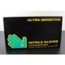 ingrosso Ingrosso Abbigliamento & Accessori: Guanti in nitrile ultra sensibili taglia nero